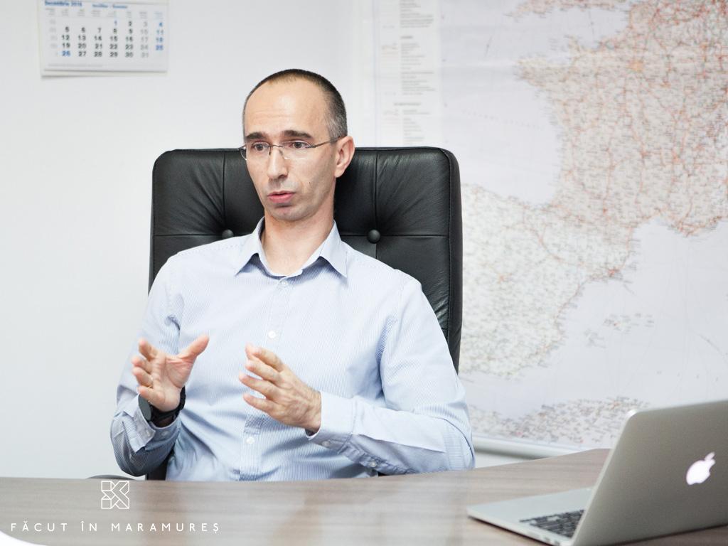 Miklos Blasko - Electrosistem Baia Mare