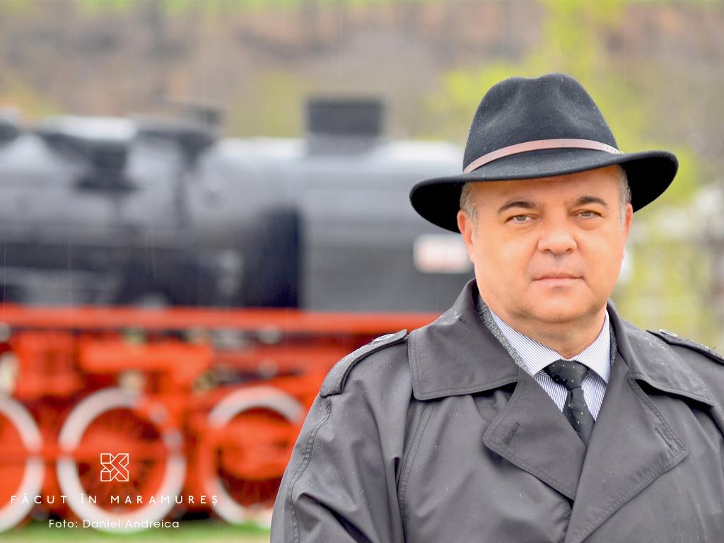 Vasile Coman - Mocănița de pe Valea Vaserului
